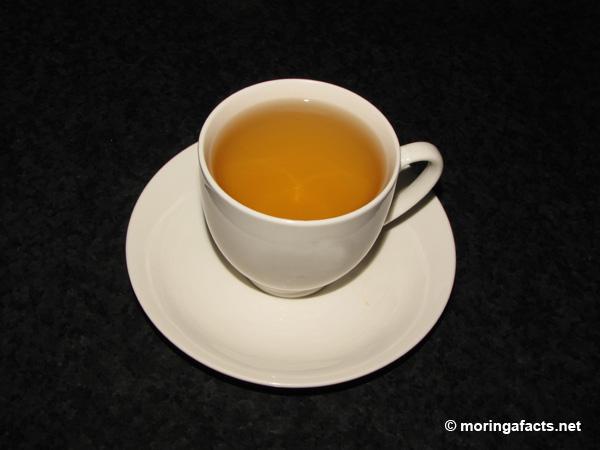 Moringa Tea Recipe - Moringa facts