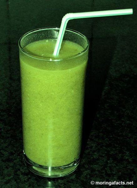 Moringa mango shake - Moringa facts