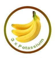 Moringa Has More Potassium Than Bananas - Moringa facts