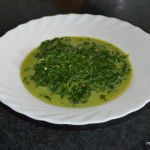 Creamed Moringa Leaves