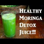 Moringa juice recipe – Kidney Cleanse