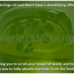 Moringa Oil And Fibers Have a Detoxifying Effect