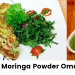 Omelette with Moringa Powder Recipe