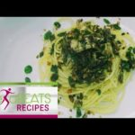 Spanish Style Pasta With Moringa Leaves